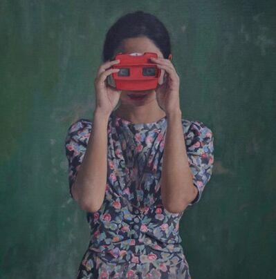 Alex Russell Flint, 'Plaything', 2017