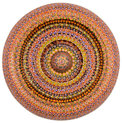 William M. Georgenes, 'Untitled (Orange)', 2015
