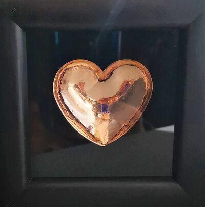 Ryan Callanan (RYCA), 'Mini Heart (Rose Gold)'
