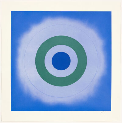 Kenneth Noland, 'Untitled', 2009