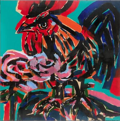 Chen Haiyan 陈海燕, 'Rooster No. 2 鸡系列No. 2', 2011
