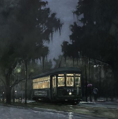 Billy Solitario, 'The St. Charles Line', 2020