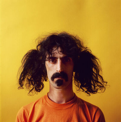 Jerry Schatzberg, 'Zappa Himself', 1967