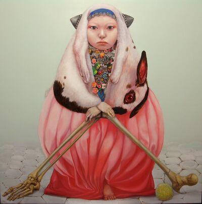 Sachiyo Aoyama, 'Charm Doll of Bone 3', 2009