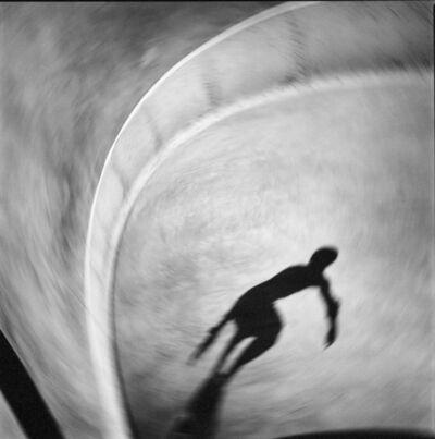 Arthur Tress, 'Spinning Skater, Los Osos', 2005