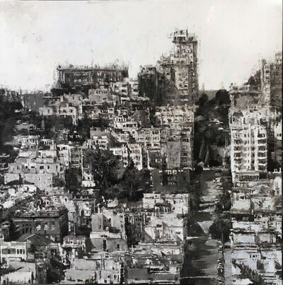 Ronald Dupont, 'Ref. 1014 Untitled (City Black/White)'