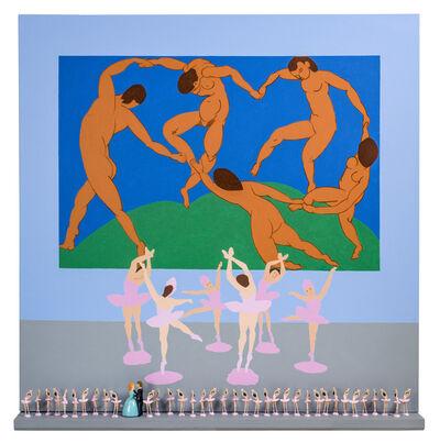 Elsa Zambrano, 'The Dance - Matisse', 2020