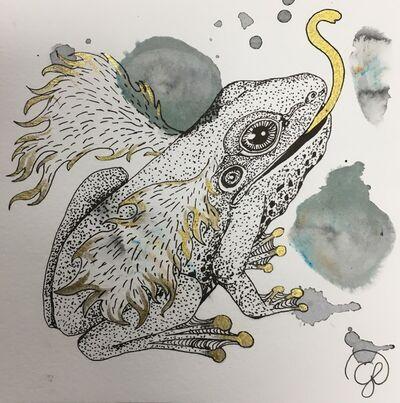Giulia Ronchetti, 'Winged Frog ', 2018