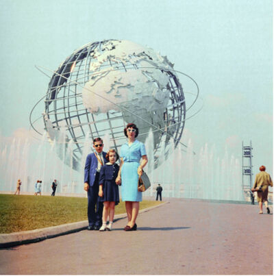 The Anonymous Project, 'World Trade Fair 1964', 2021