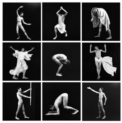 Zofia Kulik, 'Archive of Gesture III', 1987