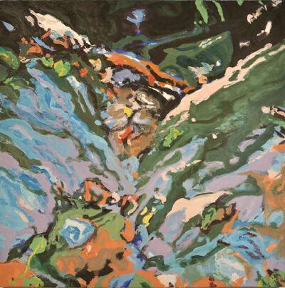 Mimi Oritsky, 'Wet on Bright #2', 2017