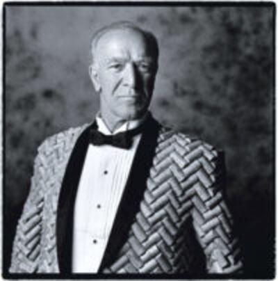 Jock McDonald, 'Robert Mondavi', 1990