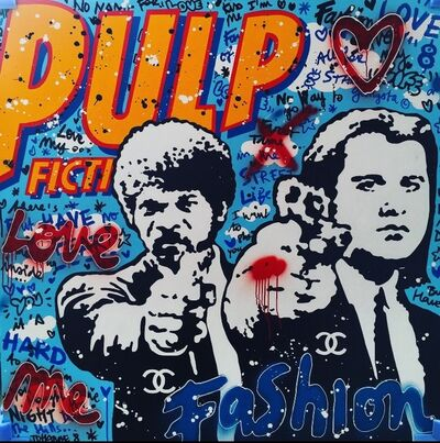 Johanne 8, 'Pulp Fashion (fiction!)'