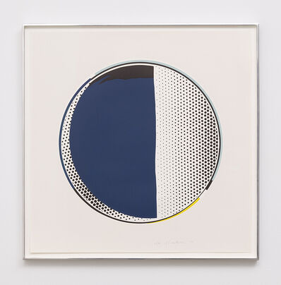 Roy Lichtenstein, 'Mirror #3', 1972