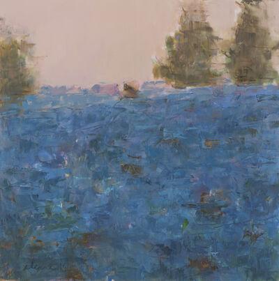 Elena Zolotnitsky, 'Landscape: Blueberry Hill', 2018