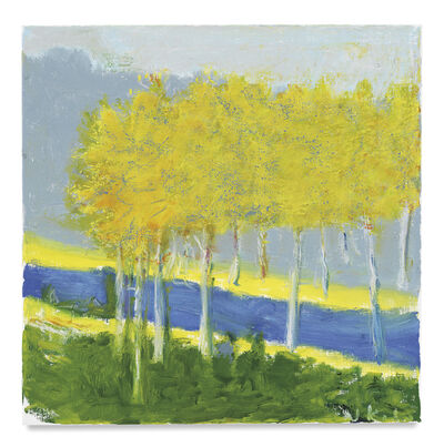 Wolf Kahn, 'Spring Foliage', 2016