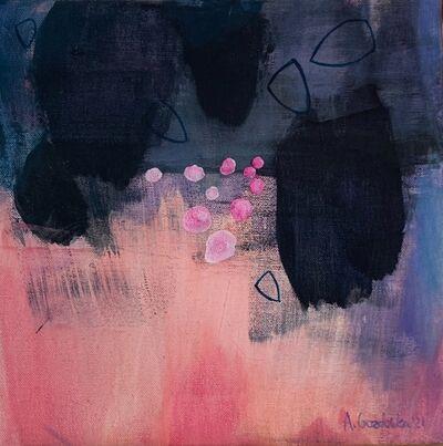 Anna Masiul-Gozdecka, 'Pink river', 2021