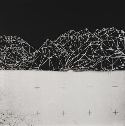 Christian Houge, 'Ten Crosses', 2016