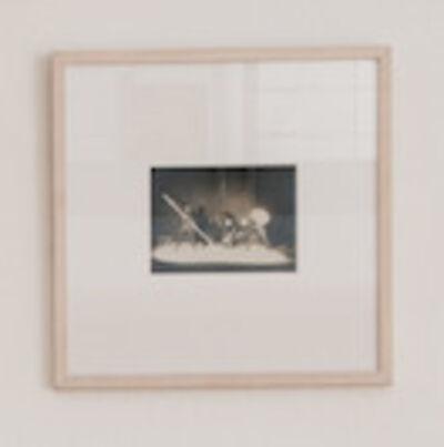 T. Lux Feininger, 'Formentanz (Siedhoff, Mentzel, Fischer)', 1929