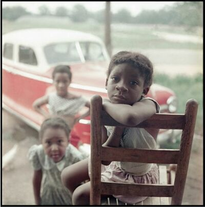 Gordon Parks, 'Untitled, Shady Grove, Alabama (37.036)', 1956