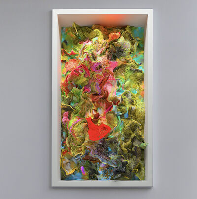 Refik Anadol, 'Quantum Memories - B', 2020