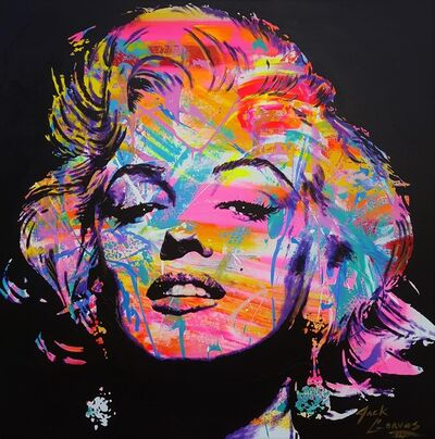 Jack Graves III, 'Marilyn Monroe Icon VI', 2019
