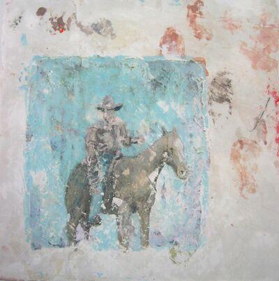 Nicole Charbonnet, 'Cowboy on Horse'