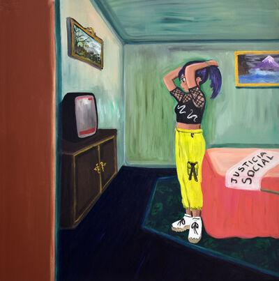 Fátima Pecci Carou, 'Justicia social', 2020