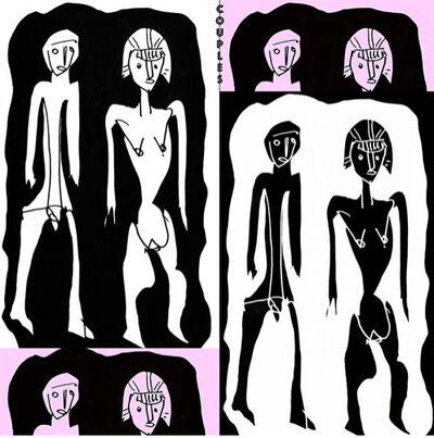 Patrick Altes, 'Couples', 2019