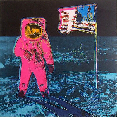 Andy Warhol, 'Moonwalk II.405', 1987