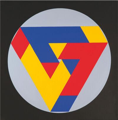 Joël Stein, 'Triangle primaire', 1975