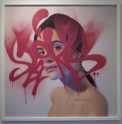 Rafael Sliks, 'La Belle Prune (Pink)', 2018