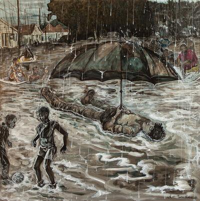 Curlee Raven Holton, 'Acceptance, Deluge Series', 2019