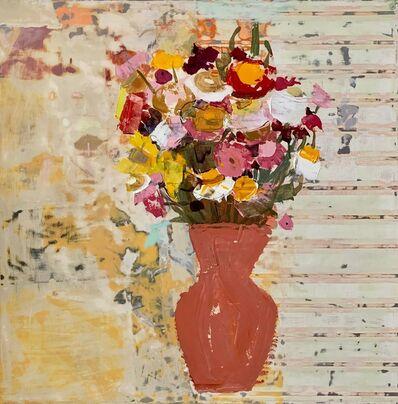 Sydney Licht, 'Still Life with Flowers in Vase', 2020
