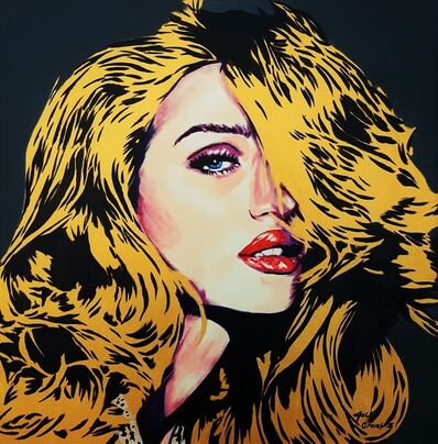 Jack Graves III, 'Rosie Huntington-Whiteley Icon IV', 2020
