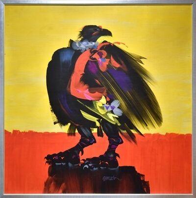 Alejandro Obregón, 'Cóndor ', 1974