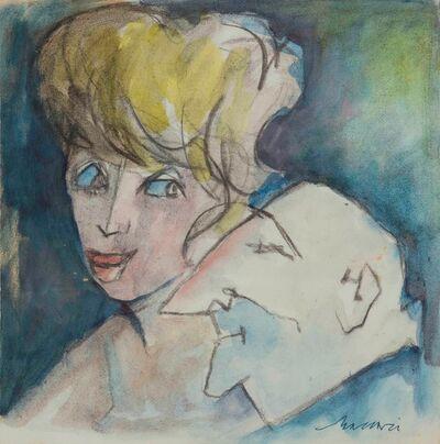 Mino Maccari, 'Untitled'