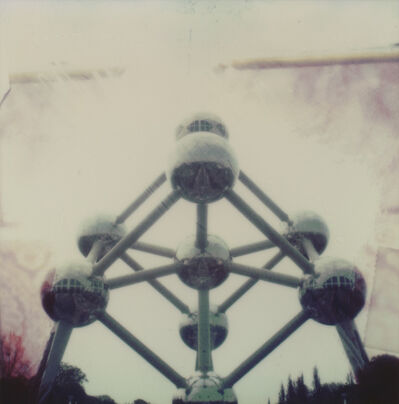 Carmen de Vos, 'Atomium #02 [With greetings from]', 2008