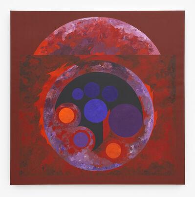 Sonia Gechtoff, 'Celestial Red', 1994