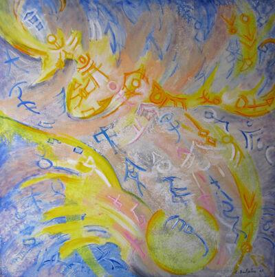 Evelyne Ballestra, 'Angel's language', 2007