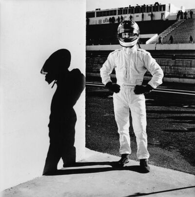 Anton Corbijn, 'Michael Schumacher, Estoril', 1995