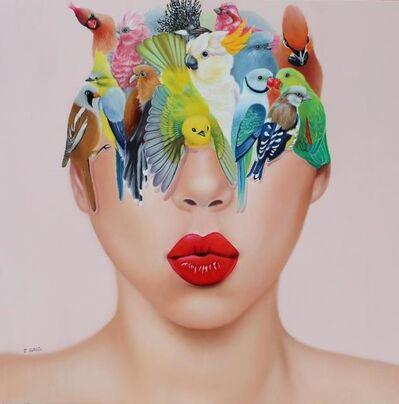 Sofia Fotiadou, 'Parrot Pout', 2017