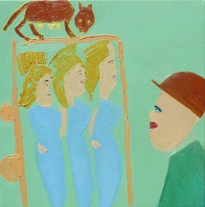 Georgia Hayes, 'Looking at Three Fates ', 2016