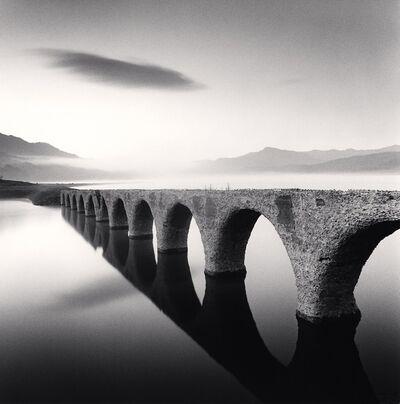 Michael Kenna, 'Taushubetsu Bridge, Nukabira, Hokkaido, Japan', 2008