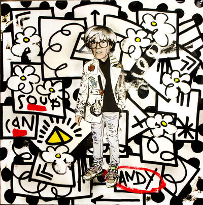 Flore x The Producer BDB, 'Andy Warhol', 2015