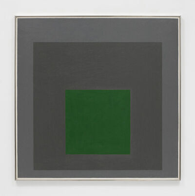 Josef Albers, 'Homage to the Square: Embedded', 1963