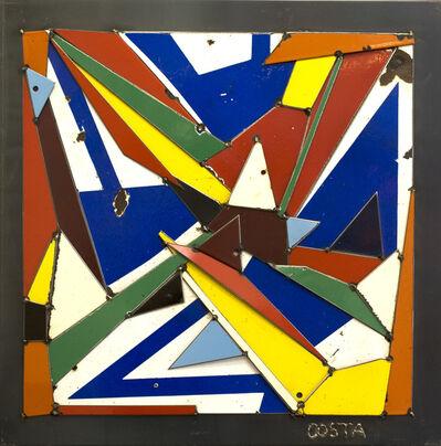 Fernando Costa (AKA COSTA), 'Composition Colorée', 2014