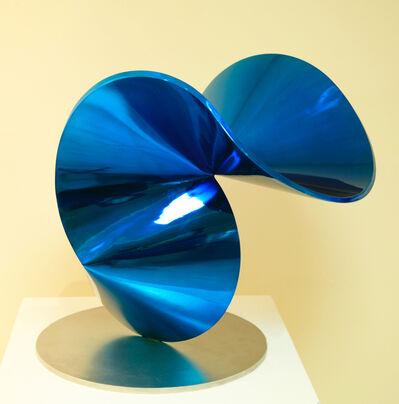 Lim Dong-Lak, 'Point-Blue Bird', 2008