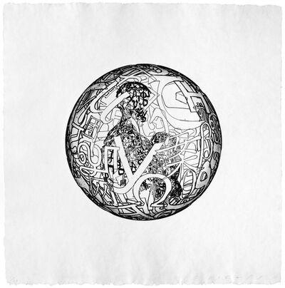 Jaume Plensa, 'Alchimistes III', 2018