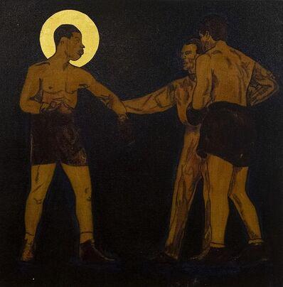 Godfried Donkor, 'St Joseph I', 2019